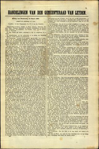 Handelingen van de Raad 1867-03-14