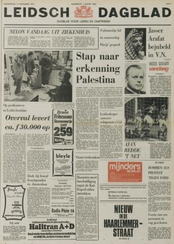 Leidsch Dagblad 1974-11-14