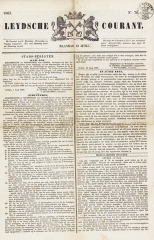 Leydse Courant 1865-06-19