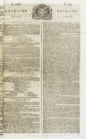 Leydse Courant 1843-03-27