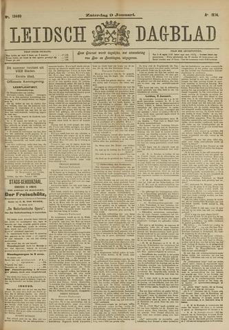 Leidsch Dagblad 1904-01-09