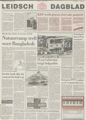 Leidsch Dagblad 1988-11-30