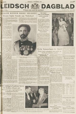 Leidsch Dagblad 1954-11-02