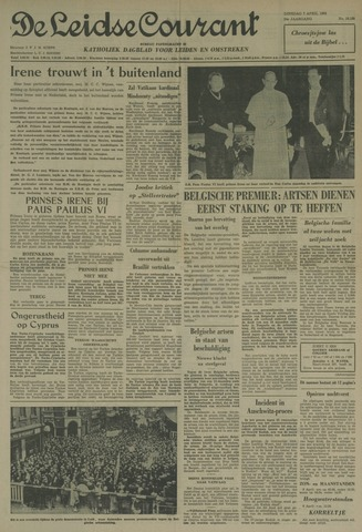 Leidse Courant 1964-04-07