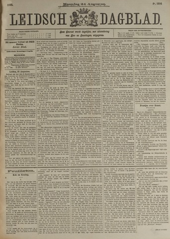 Leidsch Dagblad 1896-08-24