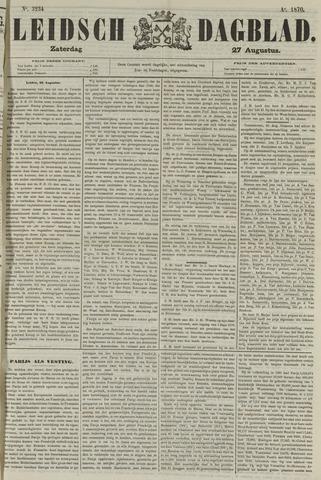 Leidsch Dagblad 1870-08-27