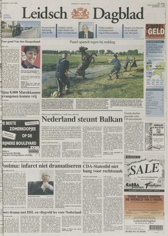 Leidsch Dagblad 1999-07-31