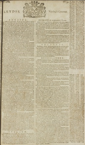 Leydse Courant 1769-03-10