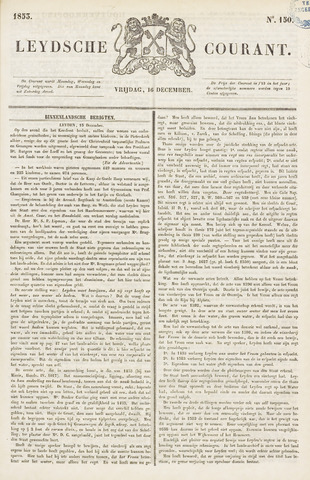 Leydse Courant 1853-12-16