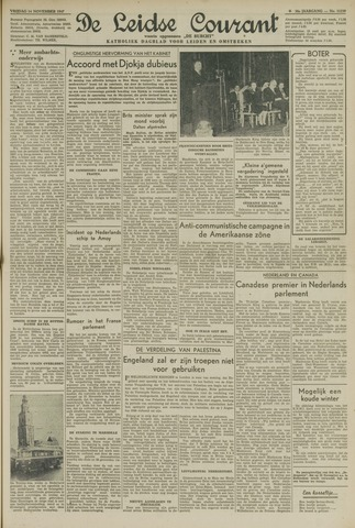 Leidse Courant 1947-11-14