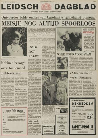 Leidsch Dagblad 1974-08-21