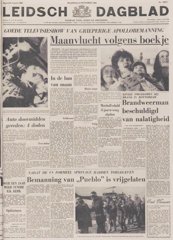 Leidsch Dagblad 1968-12-23