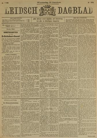 Leidsch Dagblad 1904-10-05