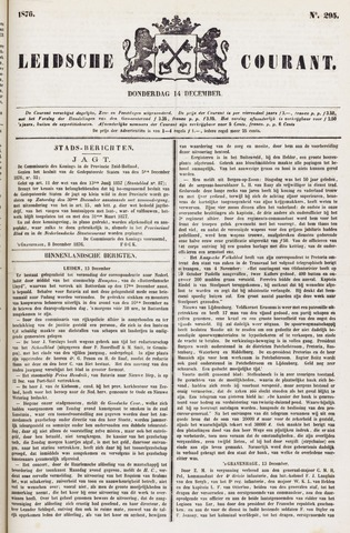 Leydse Courant 1876-12-14