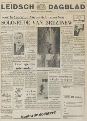 Leidsch Dagblad 1971