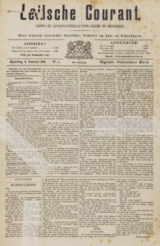 Leydse Courant 1886