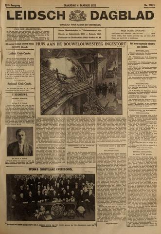 Leidsch Dagblad 1932-01-04