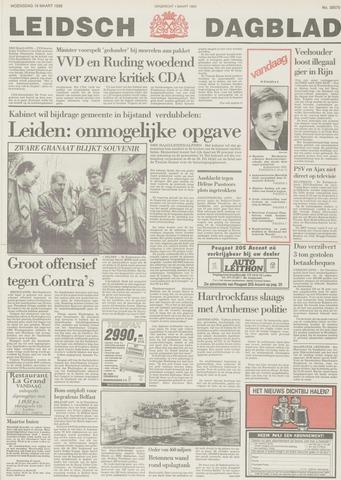 Leidsch Dagblad 1988-03-16