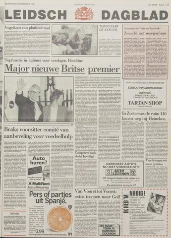 Leidsch Dagblad 1990-11-28