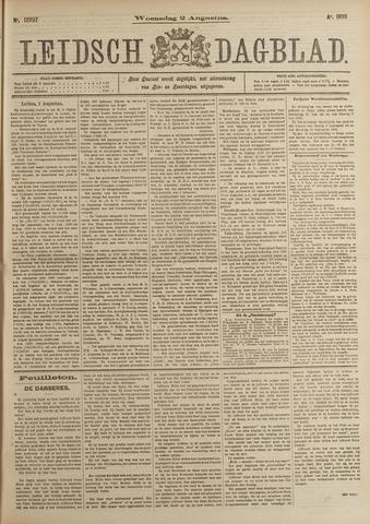 Leidsch Dagblad 1899-08-02