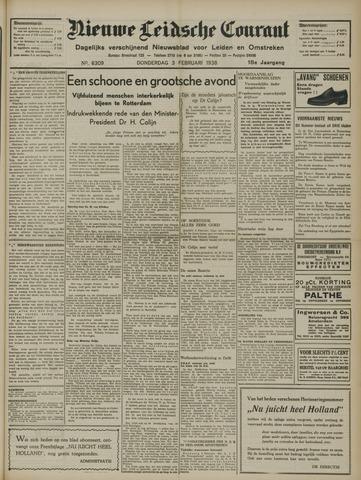 Nieuwe Leidsche Courant 1938-02-03