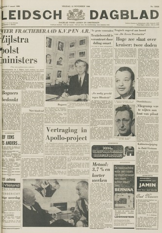 Leidsch Dagblad 1966-11-18