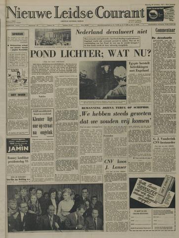 Nieuwe Leidsche Courant 1967-11-20