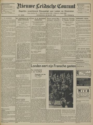 Nieuwe Leidsche Courant 1939-03-23