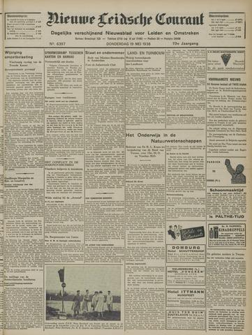 Nieuwe Leidsche Courant 1938-05-19