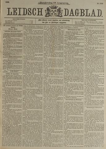 Leidsch Dagblad 1896-08-13
