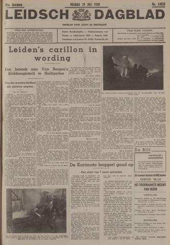 Leidsch Dagblad 1938-07-29