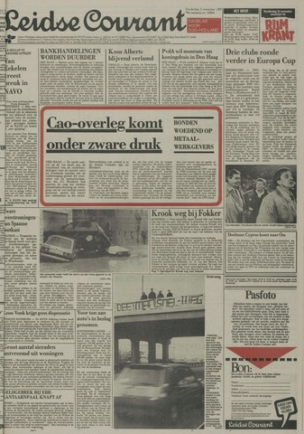Leidse Courant 1987-11-05