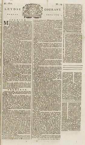 Leydse Courant 1822-06-21