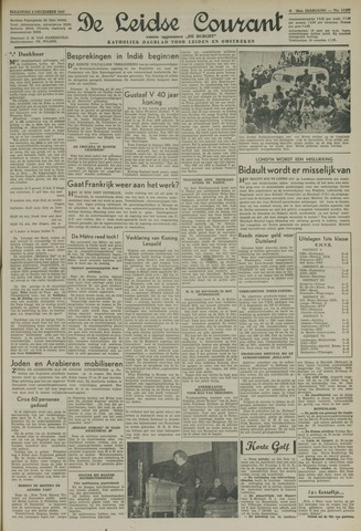 Leidse Courant 1947-12-08