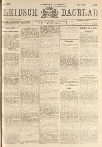 Leidsch Dagblad 1915-02-27