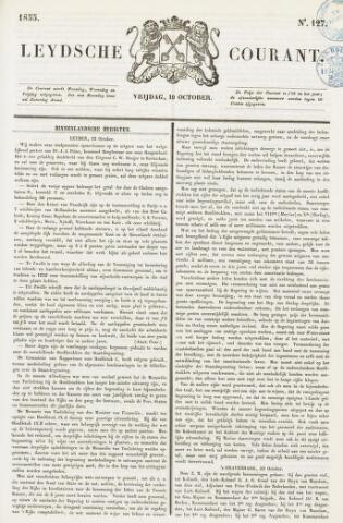 Leydse Courant 1855-10-19