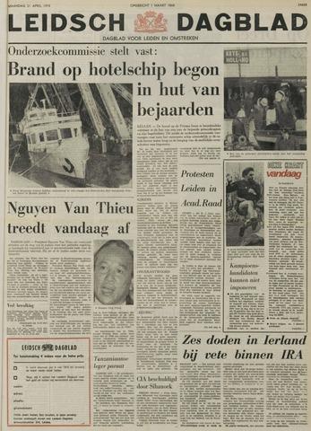 Leidsch Dagblad 1975-04-21