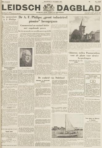 Leidsch Dagblad 1951-10-08