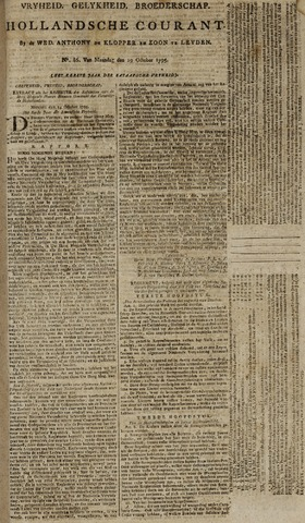 Leydse Courant 1795-10-19