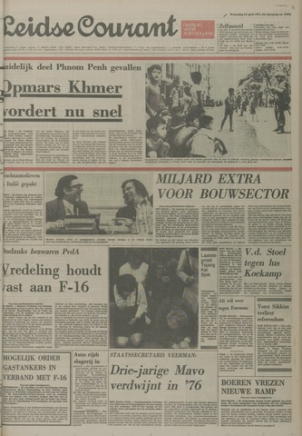 Leidse Courant 1975-04-16