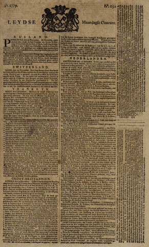 Leydse Courant 1779-12-20