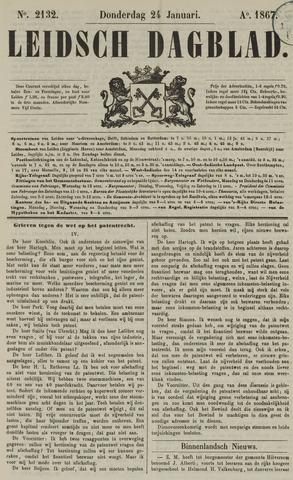 Leidsch Dagblad 1867-01-24
