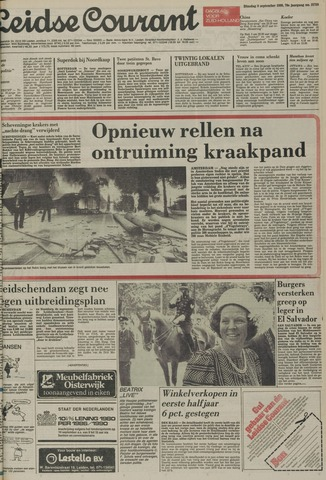 Leidse Courant 1980-09-09