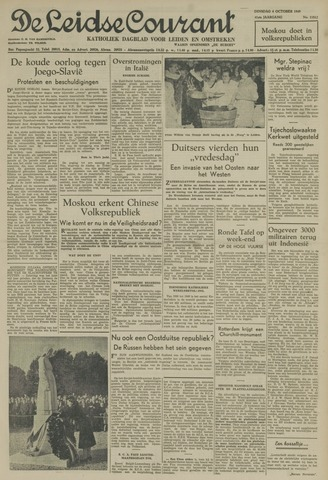 Leidse Courant 1949-10-04