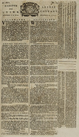 Leydse Courant 1811-06-19