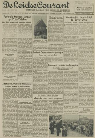 Leidse Courant 1950-04-19