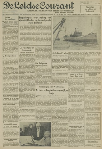 Leidse Courant 1949-07-29