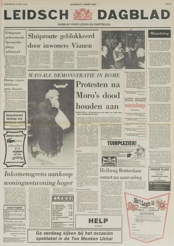Leidsch Dagblad 1978-05-10