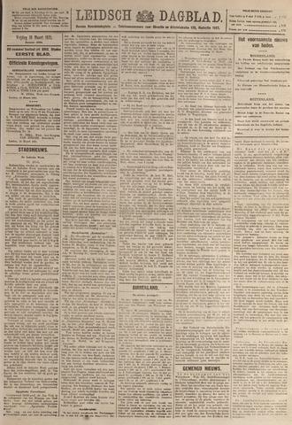 Leidsch Dagblad 1921-03-18