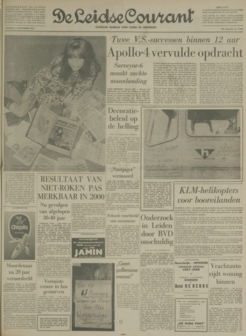 Leidse Courant 1967-11-10
